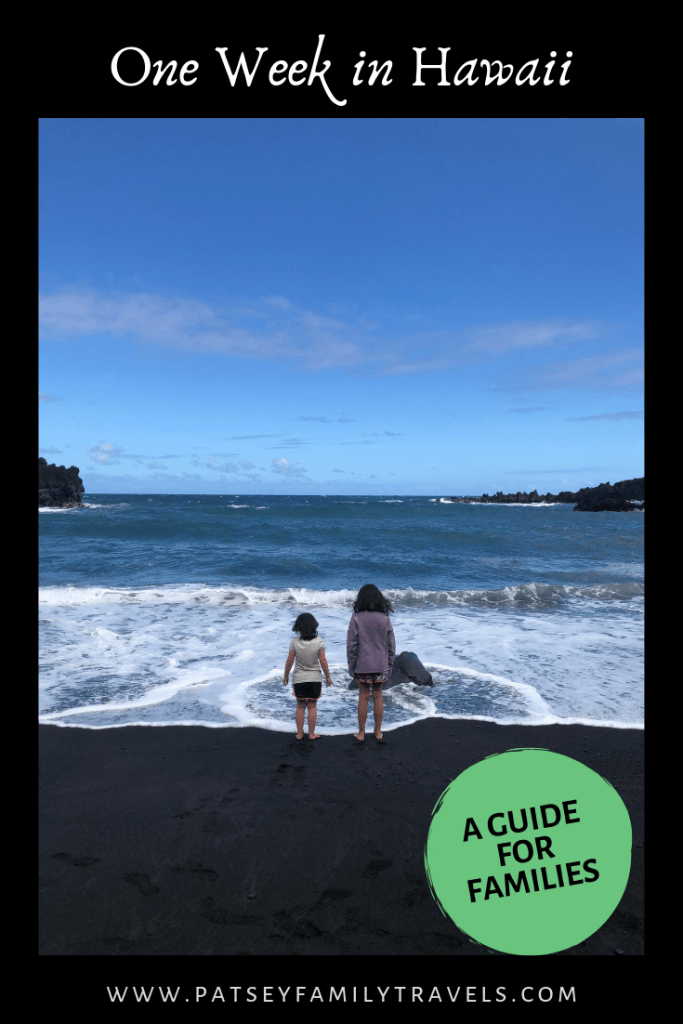 The Ultimate Guide to Hawaii #hawaii #travel #familytravel #maui #kauai