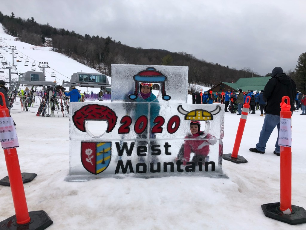 West Mountain, New York #westmountain #skiwest #skiingkids #upstateNY