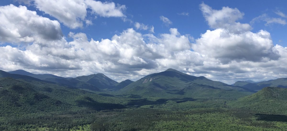 Hiking in Lake Placid with Kids