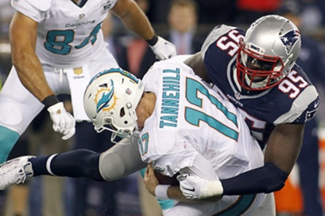 Total Domination: Brady, Patriots Dispatch Dolphins