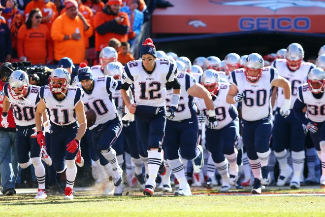 Patriots Fourth And Two Podcast: AFC Championship Game Review