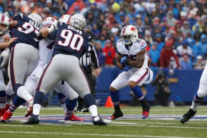 Gillislee is Primed for a Big 2017 Season for the Patriots