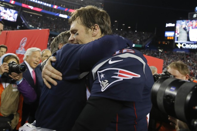 Brady vs Belichick?  That Answer is Really Pretty Simple