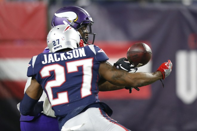 VIDEO: A Look Back At Every J.C. Jackson Interception During The 2020 Season