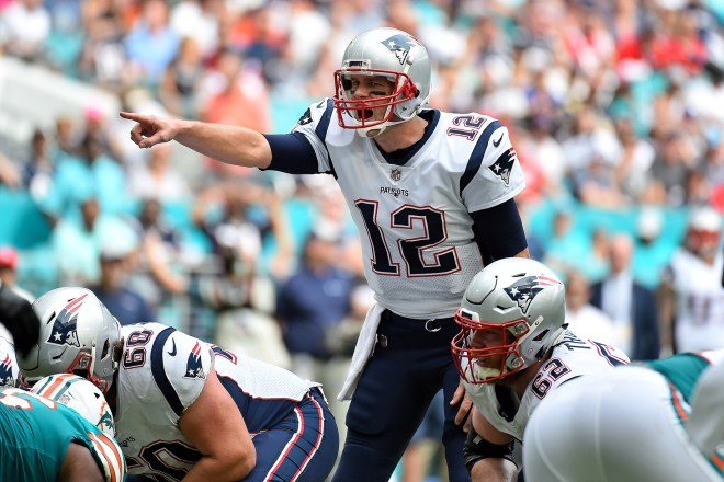 After a Crazy Year, Patriots Chances in the Playoffs Are a Mystery