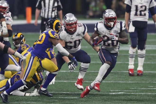 Patriots 2019 Training Camp Guide – Running Backs