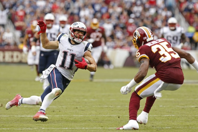 Patriots Players To Watch, Week 6  Against the Giants