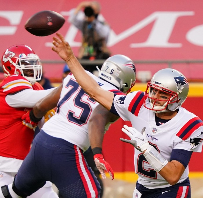Patriots Week 4 Report Card In 26-10 Loss at the Chiefs