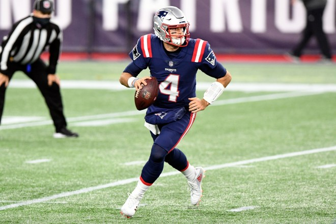 Patriots QB Stidham Already Hard at Work Getting Ready For 2021