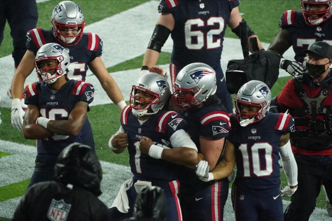 VIDEO: Sights and Sounds From The Patriots Week 10 Victory Over The Baltimore Ravens