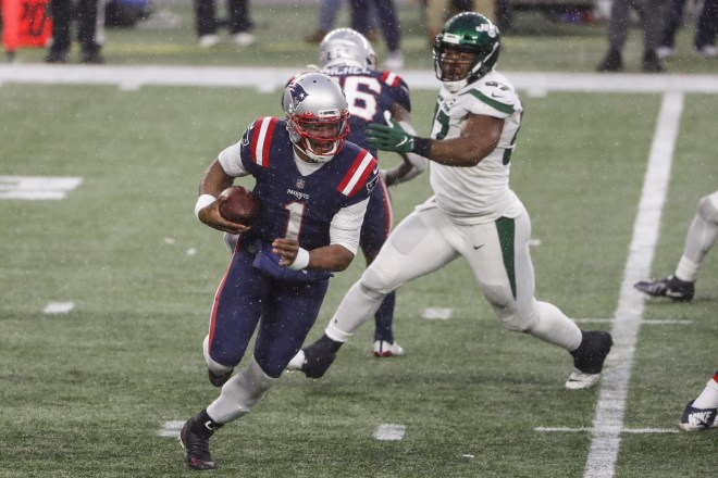 Best Of Social Media: Week 17 Jets vs Patriots