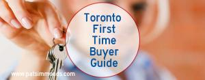 Toronto First Time Buyer Guide