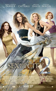 Sex and the City 2 - Poster 3