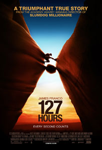 127 Hours : Poster 1