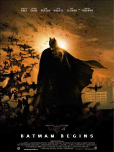 Batman Begins - Poster 1