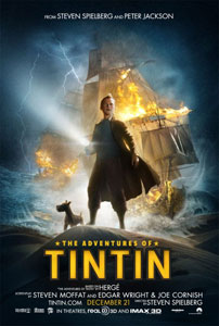 The Adventures of Tintin - Poster 1