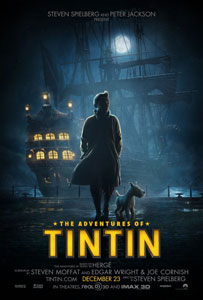 The Adventures of Tintin - Poster 2