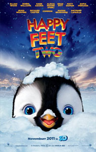 Happy Feet Two Poster 2