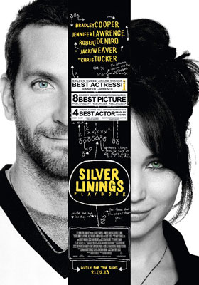 Silver Linings Playbook - Poster 1