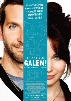 Silver Linings Playbook - Poster 3