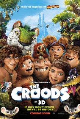 The Croods | Poster 2