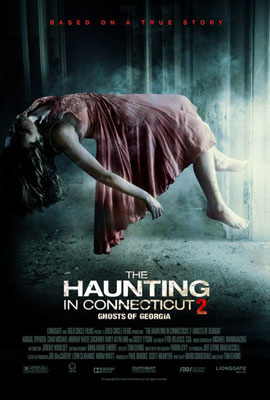 The Haunting in Connecticut 2: Ghosts of Georgia | Poster 1