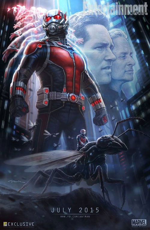 Ant-Man Poster Comic-Con