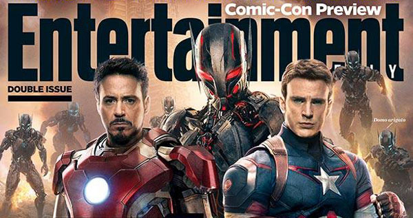 ภาพใหม่ The Avengers: Age of Ultron จาก Entertainment Weekly