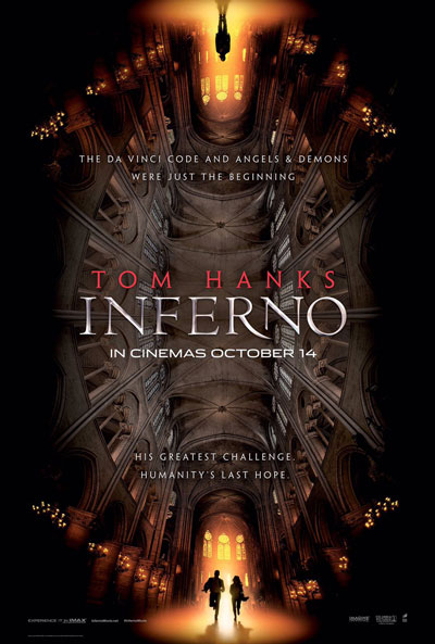 Inferno's International Poster
