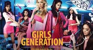 'Mr.Mr.' มินิอัลบั้มชุดที่สี่จากสาวๆ Girls' Generation