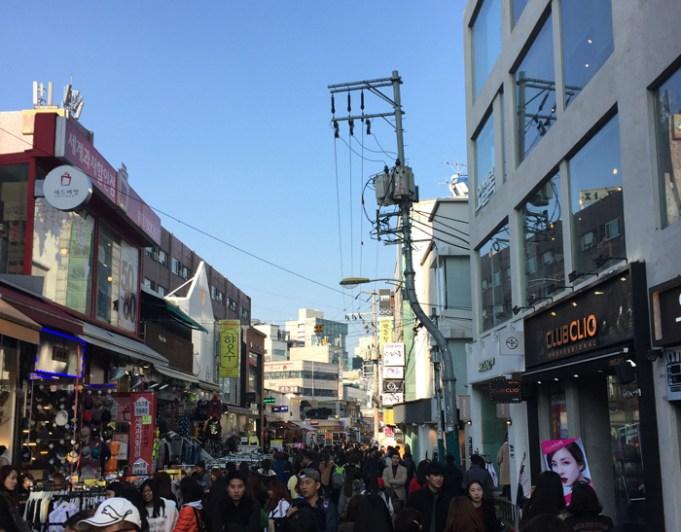 ทัวร์ใบไม้เปลี่ยนสี | เยือนเกาหลีวันที่สาม - โซลทาวเวอร์ ดงแฮ และเมียงดง