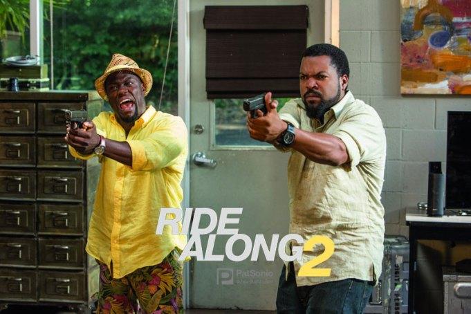 รีวิวหนัง: Ride Along 2 คู่แสบลุยระห่ำ 2 | ภาคต่อของคู่สืบสุดฮา