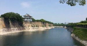 Pat in Japan : Day 3 เที่ยวปราสาทโอซาก้าด้วยตัวเอง