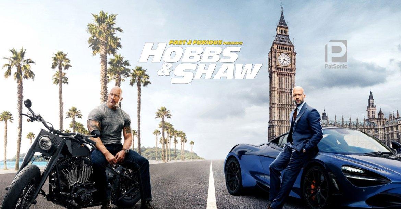 รีวิว Fast & Furious Hobbs & Shaw | ฮ็อบส์ & ชอว์ เร็ว...มันส์ ทะลุนรก