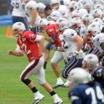 Tweets of Note: Patriots Training Camp Practice #7