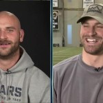 Long Brothers Reunite on Field in Foxboro
