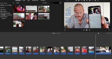Editing Bjorn TV Thailand Trailer Live Replay