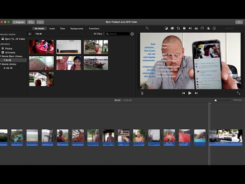 Editing Bjorn TV Thailand Trailer Live Replay