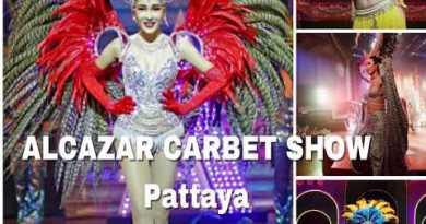 Alcazar show 2018 pattaya Thailand