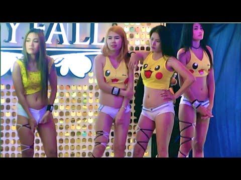 POKEMON GOGO BAR…???!! – Pattaya, Thailand