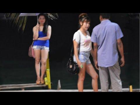 PATTAYA BEACH ROAD | Night Shopping | Travel to Thailand 2018
