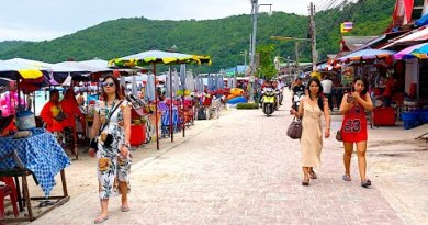 TAWAEN BEACH – KOH LARN ISLAND | Nice Little Beach Near Pattaya, Thailand (Part 1)