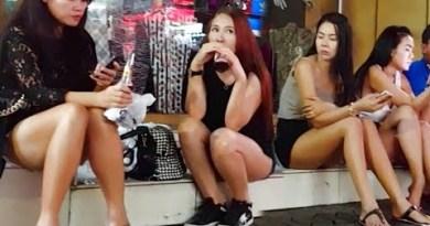BEAUTIFUL THAILAND LADIES OF PATTAYA WALKING STREET | Vlog 3