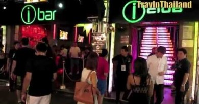 This is iBar! Pattaya – Strolling Road