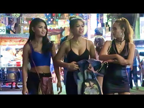 Pattaya Nightlife – 2018