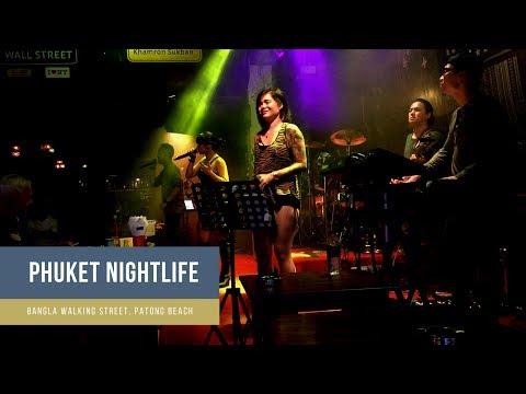 BANGLA WALKING TOUR 2019   PATONG NIGHTLIFE   BANGLA ROAD PHUKET   WALWAL