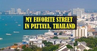 My Popular Boulevard in Pattaya Thailand 2019