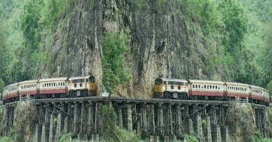 """""""Loss of life railway thailand"""" world's most deadly negate route   Thailand scuttle   shock wave"""