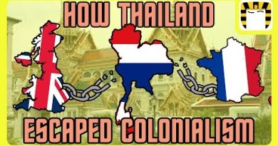 How Thailand Escaped Colonialism