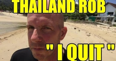 "THAILAND ROB ""I QUIT"" V292"